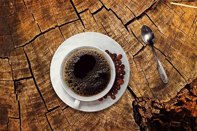 カフェイン~前半~