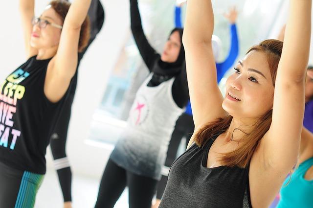 生理中のトレーニング